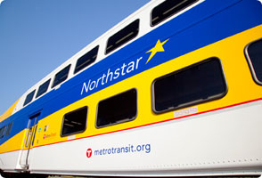 Northstar Line train